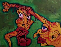 2005, oil on canvas