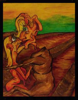2002, oil on canvas