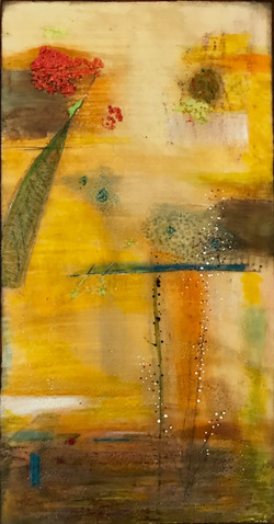 Mexican Sunset 12x24  $375