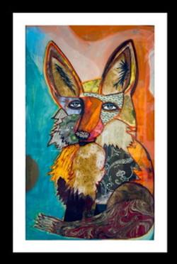 Baby Fox 20 x 32