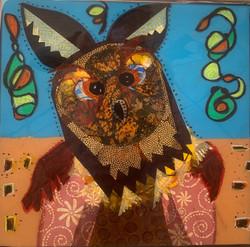 Owl 12 x 12