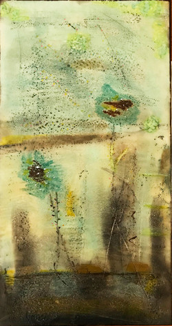 Outside the City 12x24 $375