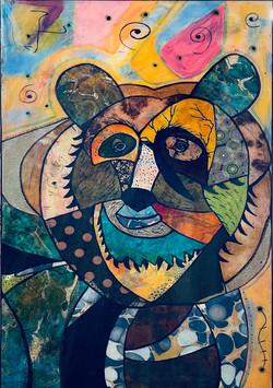 The Bear 11 x 14