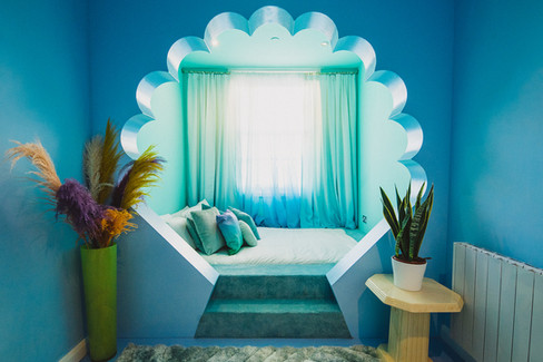 Margate Suites by Studio Margate. Photo by Rebecca Douglas