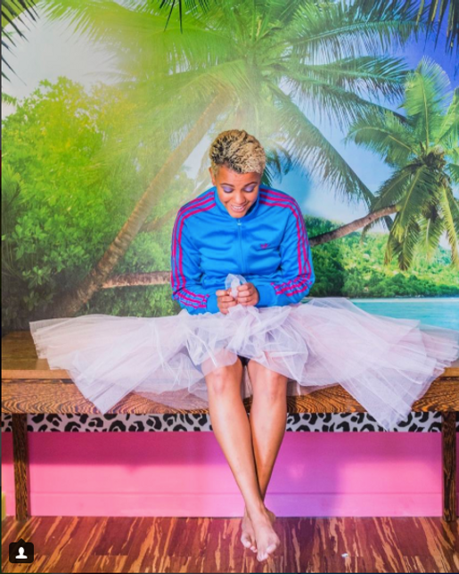 Gemma Cairney at Margate Location House