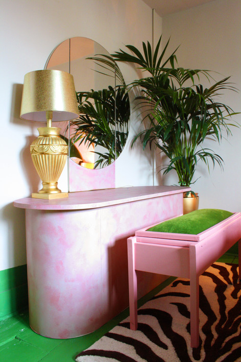 The George and Heart Hotel // Guest Room by Amy Exton and Studio Margate