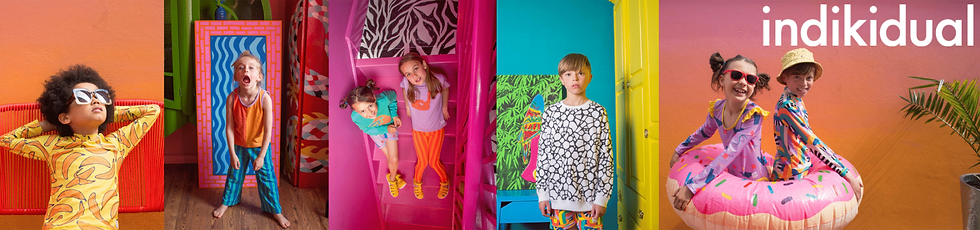 Margate Location House // Indikidual Indie Kids Clothing Label