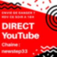 Direct You Tube