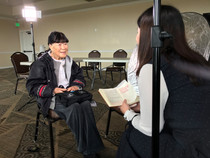 CCTV Interview with Katherine's daughter Dottie for Chinese documentary series