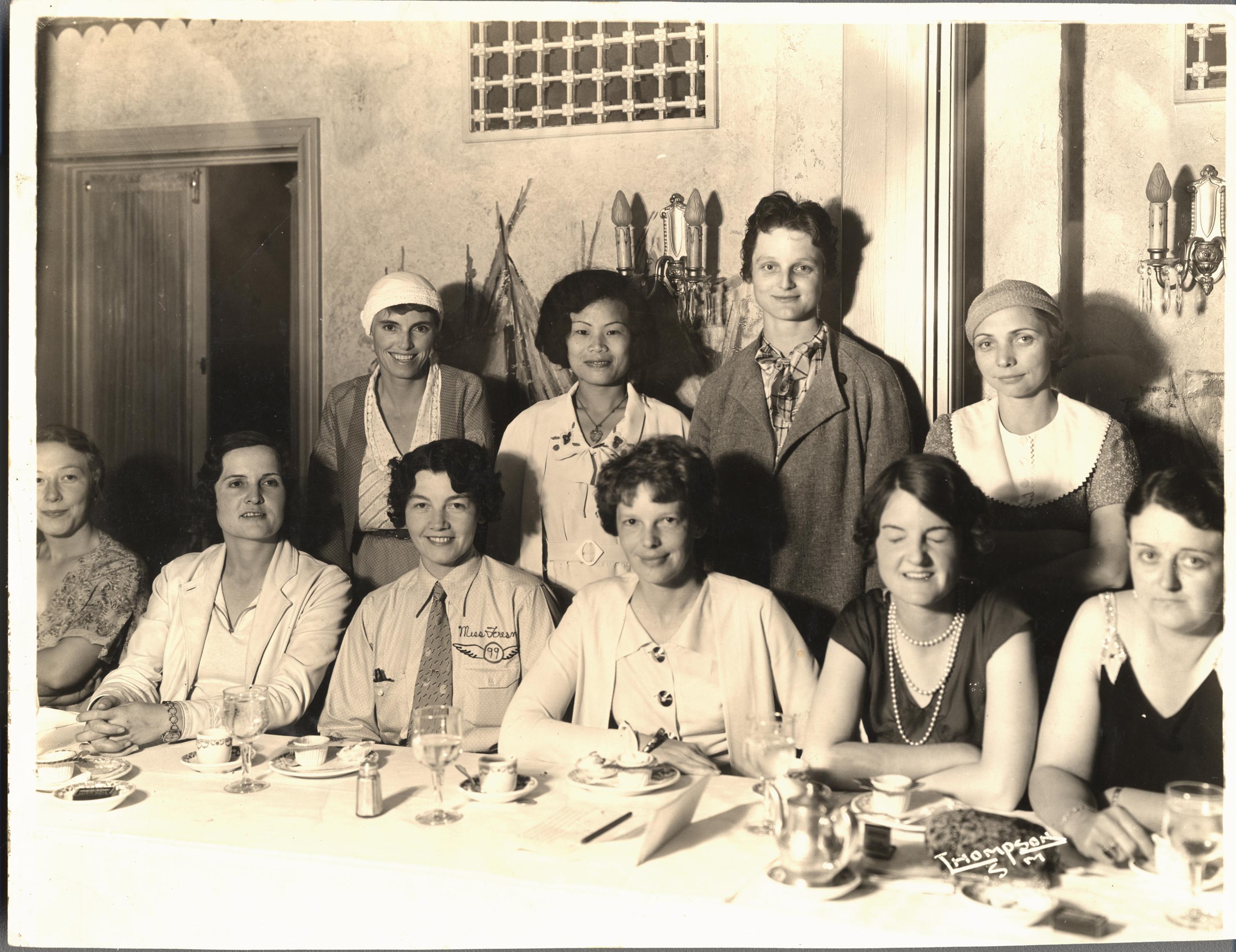 Ninety-Nines Group Photo
