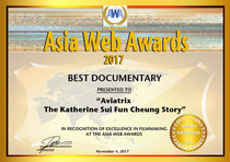 Aviatrix Wins Best Documentary