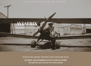 Chinese Subtitled version of Aviatrix Documentary now available to watch free on Facebook Video