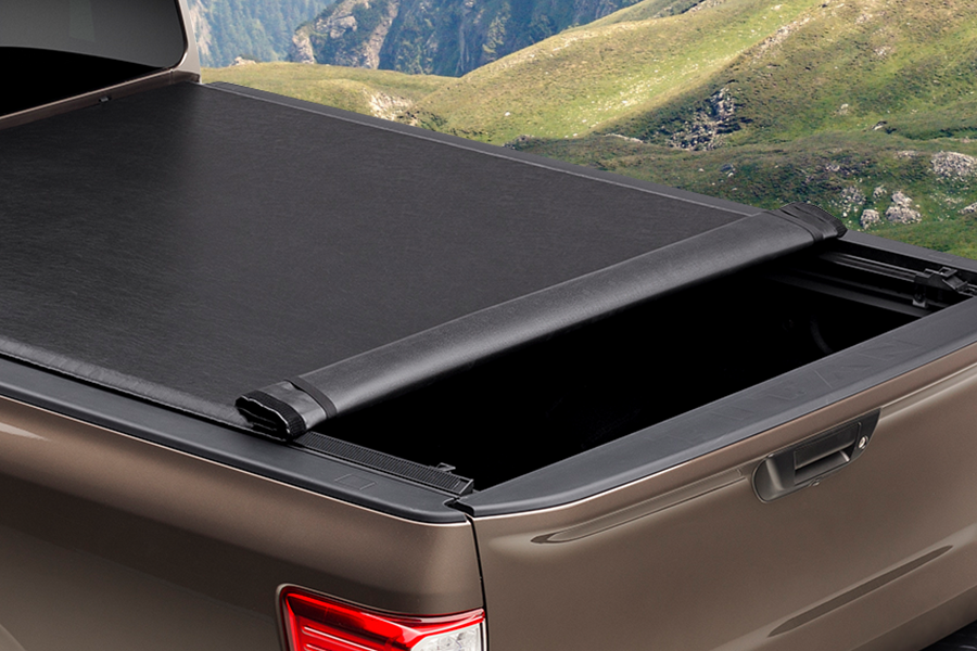 Deluxe Roll Up Tonneau Cover