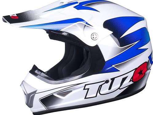 Tuzo MX XP-7 Kids Helmet
