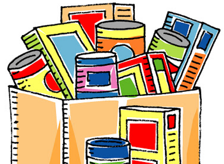 Food Drive in support of St. Matthews House