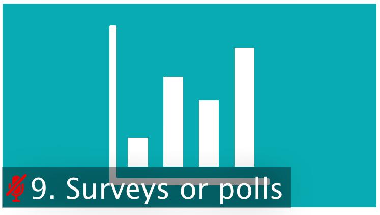 Survey or Polls