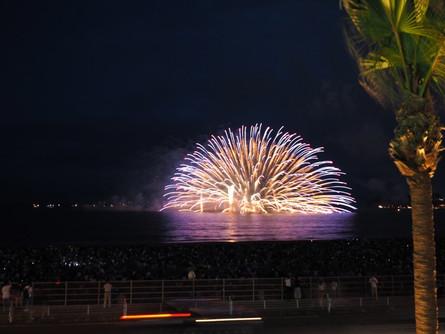 7/10(水)第71回鎌倉花火大会!!閲覧席66席限定!会員様先行予約受付!