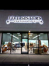 Five Sisters - Reverse Lit Dimensional L