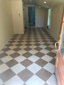 Marmoleum Tile