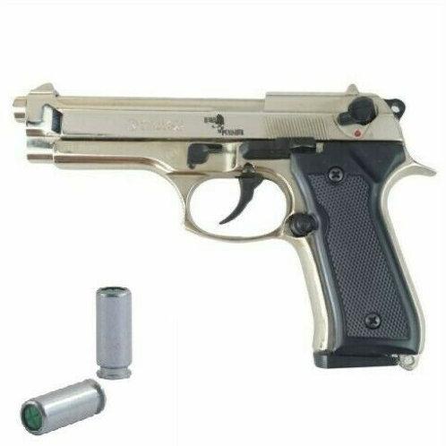 Pistola Scacciacani Punisher P92 Cromo Defence System