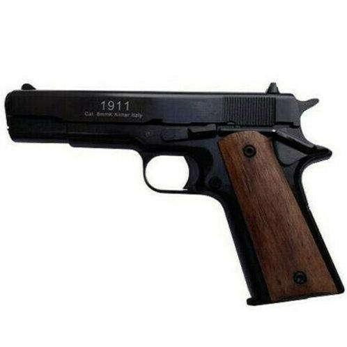 Pistola Scacciacani Punisher 1911 Nero Defence System