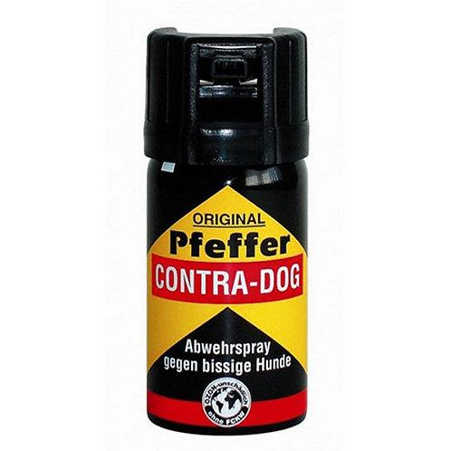 Spray antiaggressione al peperoncino CONTRADOG