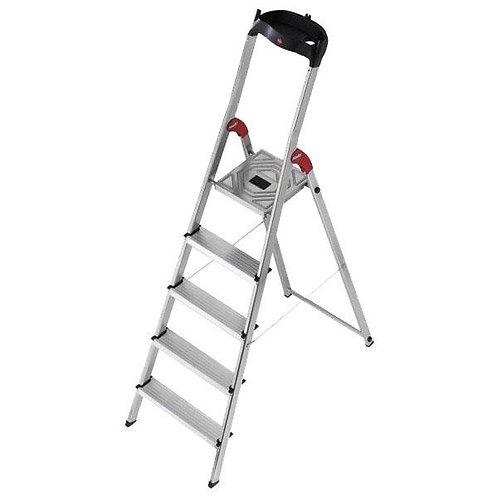 Scala Domestica Alluminio Gr.3 L60 8503 Hailo