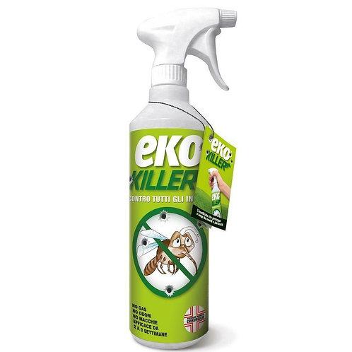EKO KILLER EKOKILLER insetticida antiparassitario Spray 750ml