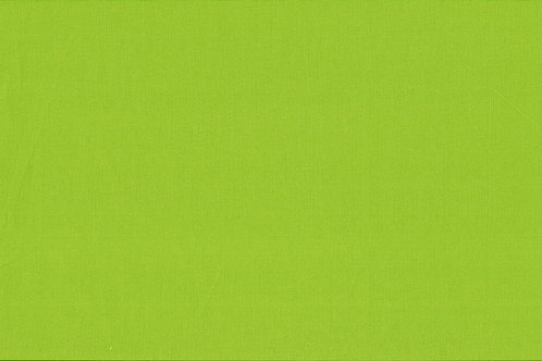 Spectrum Solid Fabrics by Makower UK - G45 Lime Green