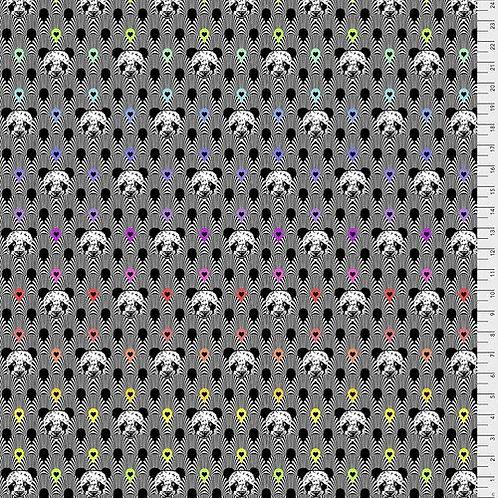 Linework Tula Pink Pandamonium Free Spirit Fabrics