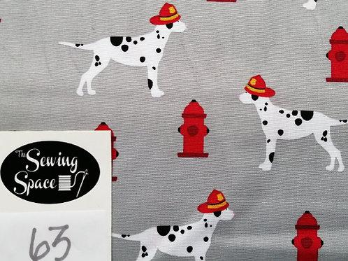 Clearance Sale Fabric No.63