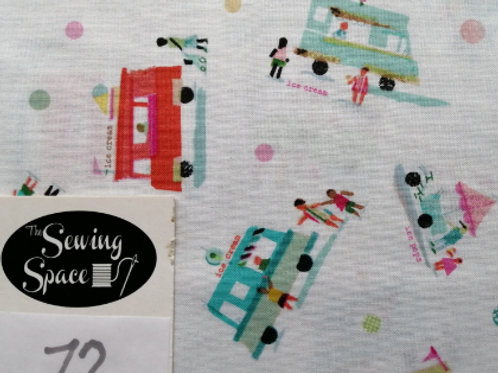 Clearance Sale Fabric No.72