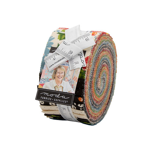 It's Elementary for Moda Fabrics Jelly Roll fabric strips patchwork