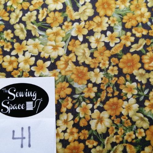 Clearance Sale Fabric No.41