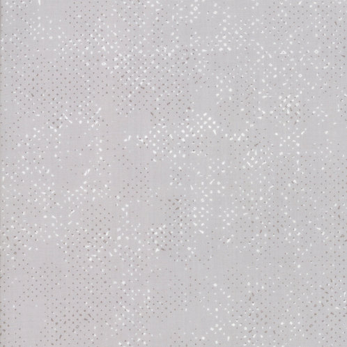 Spotted by Zen Chic for Moda Fabric - Zen Grey 87