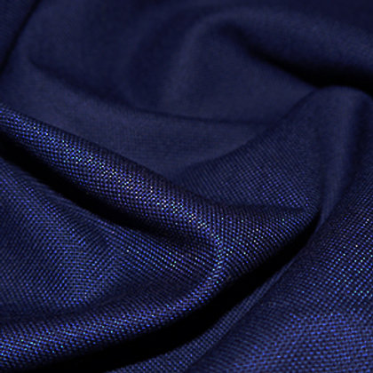 Cotton Canvas Upholstery Weight - Navy