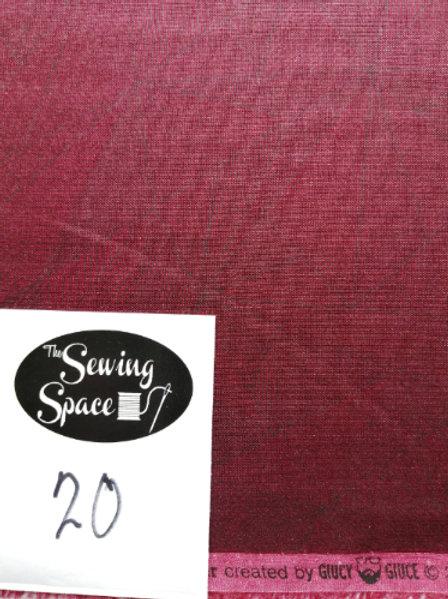 Clearance Sale Fabric No.20