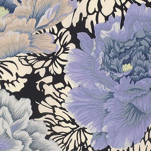 Kaffe Fassett Collective Fabric - Grey Floral