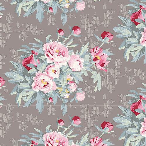 Tilda Woodland Fabrics - Hazel Grey 292