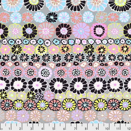Kaffe Fassett Collective Fabric - Floral Stripe
