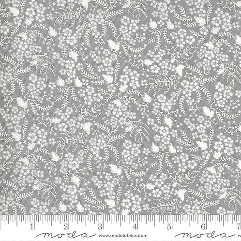 Flowers for Freya by Linzee McCray for Moda fabrics -foggy 3612