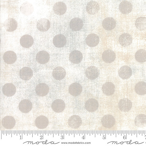 """108"""" quilt backing fabric - Moda Grunge Hits the Spot - White Paper"""