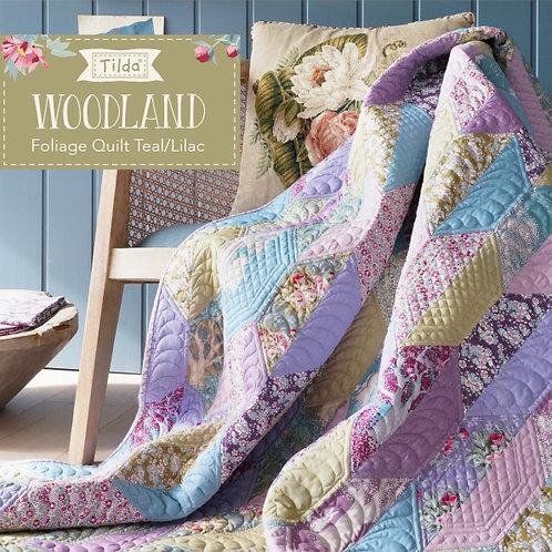 Tilda Woodland Quilt Kit - PreOrder