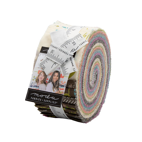 Balboa by Sherri & Chelsi for Moda Fabrics Jelly Roll