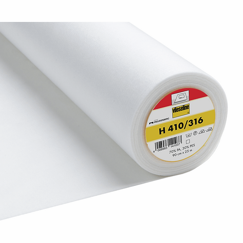 Vlieseline interfacing - Heavy Weight Fusible  H410/316