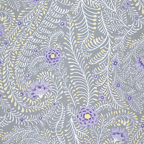 Kaffe Fassett Collective Fabric - Grey Fronds