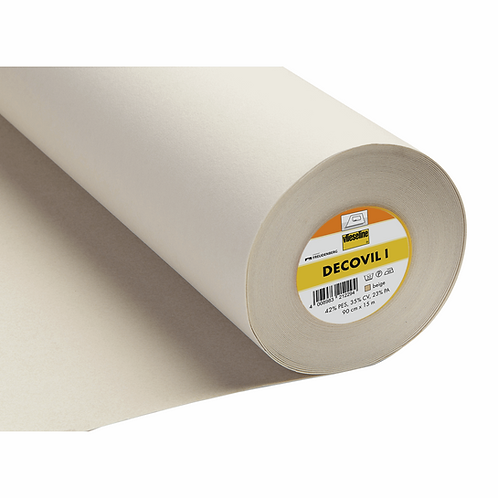Vlieseline interfacing - Decovil Fusible  Heavy stabiliser bag bottom