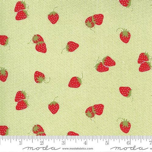Sunday Stroll by Bonnie & Camille for Moda Fabrics - 2319 Strawberries