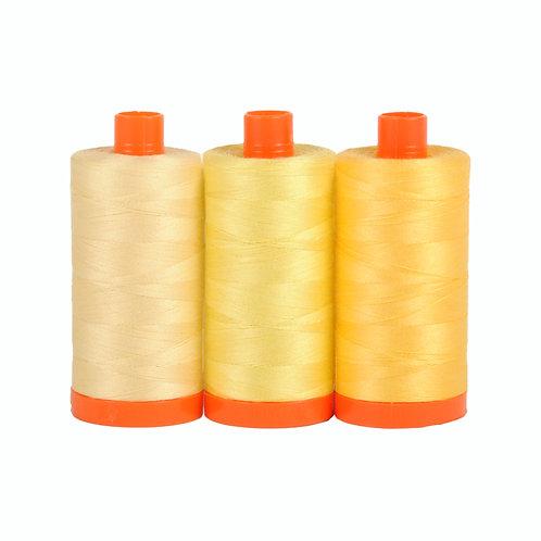 Aurifil Colour Builder Thread - Sicily