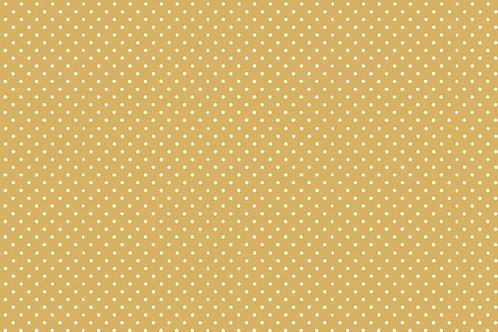 Makower Spot On Fabric - Sand
